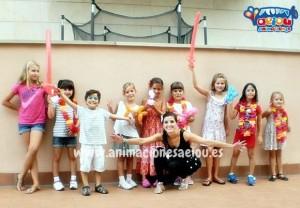 Fiestas de cumpleaños infantiles Avila