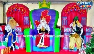 Fiestas de cumpleaños infantiles Toledo