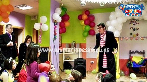 Fiestas infantiles Guadalajara
