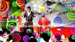 Payaso para cumpleaños Guadalajara