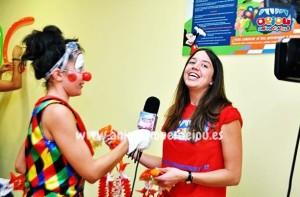 Payasos para cumpleaños en Guadalajara