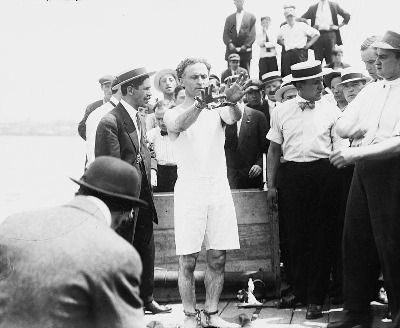 Quién es el gran Houdini