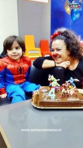 animadores cumpleaños infantiles Ávila