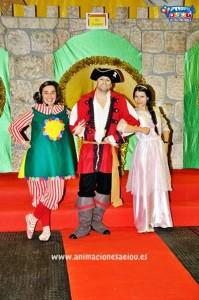 Vestidos para animar fiestas infantiles