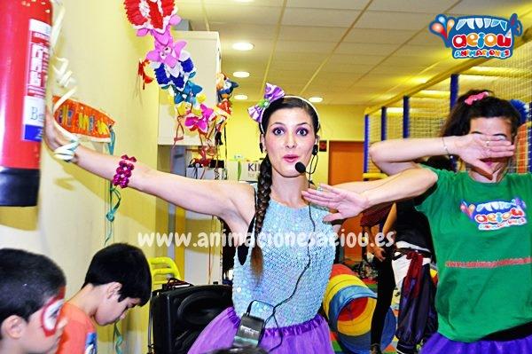 animadores para fiestas de cumpleaos infantiles en vila
