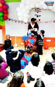 animadores para fiestas de cumpleaños infantiles en Guadalajara