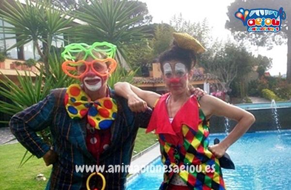 animadores para fiestas de cumpleaños infantiles en Segovia