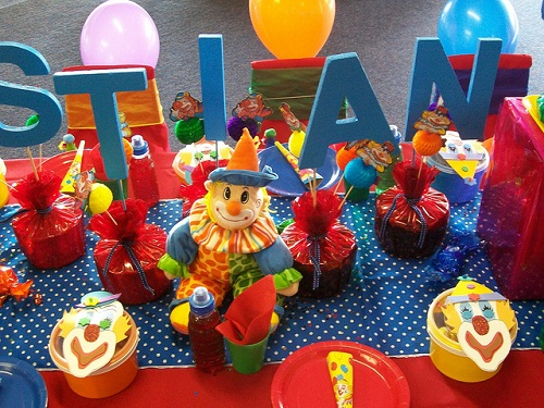 celebrar cumpleaños infantil diferente