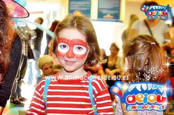 fiestas infantiles Segovia