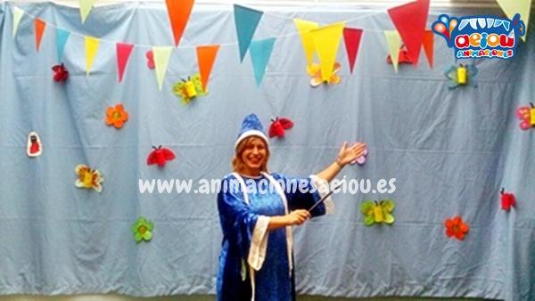 Sorprende a los invitados fiesta infantil con magia
