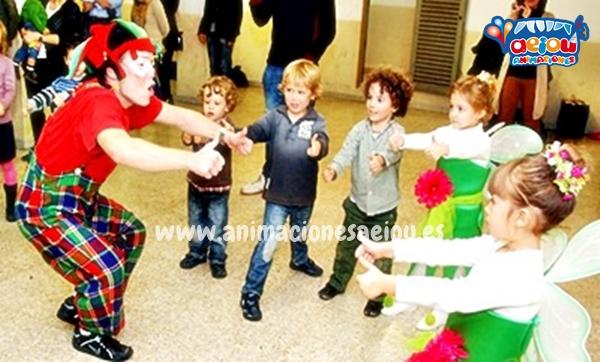 quieres conseguir una fiesta infantil gratis en Madrid