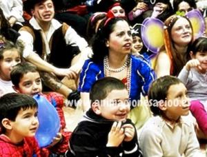 Fiestas y Cumpleaños Infantiles de Princesas.
