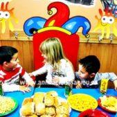 Idea de decoración para fiestas infantiles