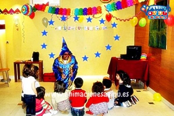 Mago para cumpleaños infantiles