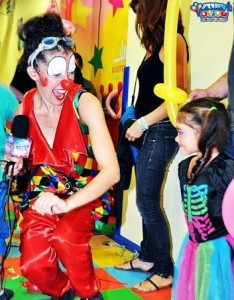 Payasos para fiestas de niños Guadalajara