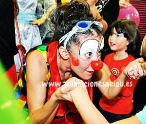 Payasos para fiestas infantiles Guadalajara