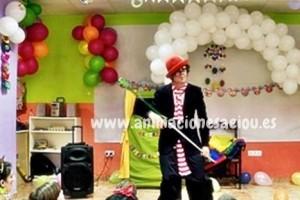 payasos para fiestas de niños Segovia