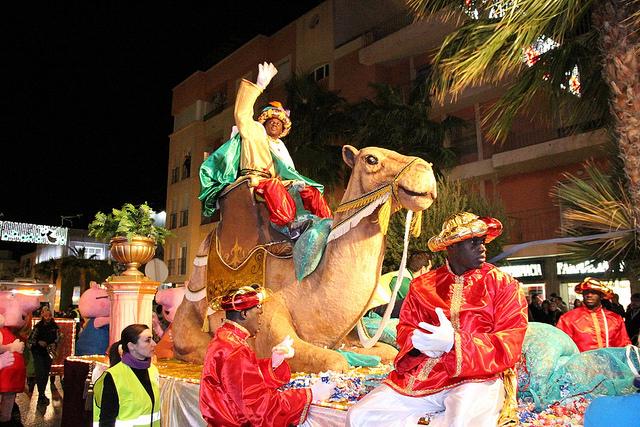 Cabalgatas de Reyes España