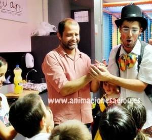 Espectáculo de magia para fiestas infantiles en Segovia
