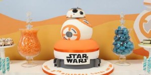 Ideas para decorar una fiesta infantil de Star Wars