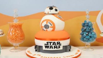 Ideas para decorar una fiesta Star Wars