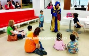 Magos para fiestas de niños en Guadalajara
