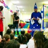 Magos para fiestas infantriles en Guadalajara