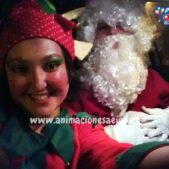 Papá Noel en Madrid