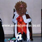 Reyes magos a domicilio para fiestas infantiles en Madrid