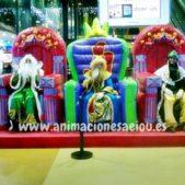 Reyes magos para fiestas infantiles en Madrid