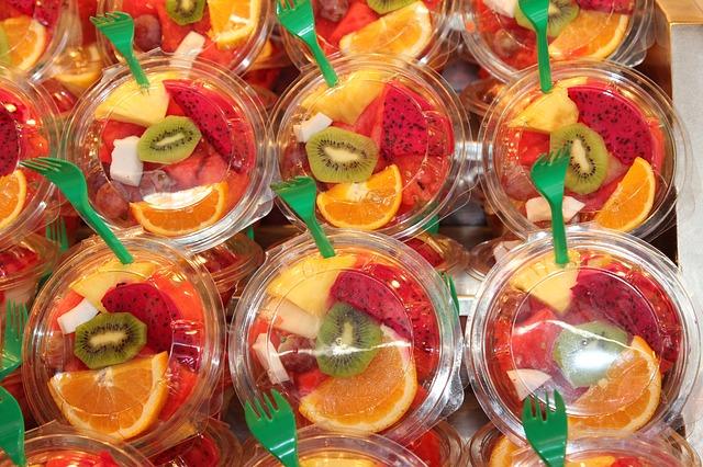 comida para celebrar cumpleaños infantiles en primavera