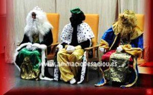Contratar Reyes Magos en Guadalajara