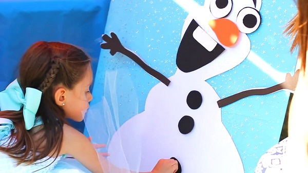 Ideas para fiesta Frozen especiales
