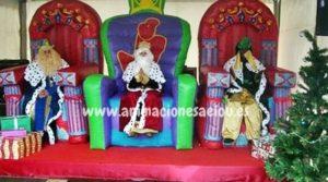 Reyes Magos a domicilio en Guadalajara