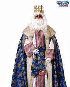Reyes Magos infantiles en Toledo