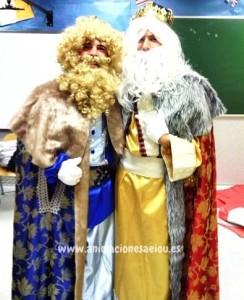 Reyes magos para niños en Avila