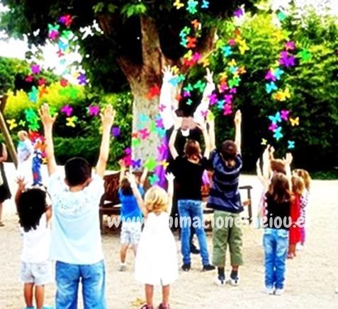 Animación de cumpleaños a domicilio en Alcobendas