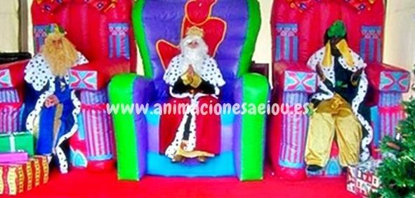 Animaciones para cumpleaños en Pinto