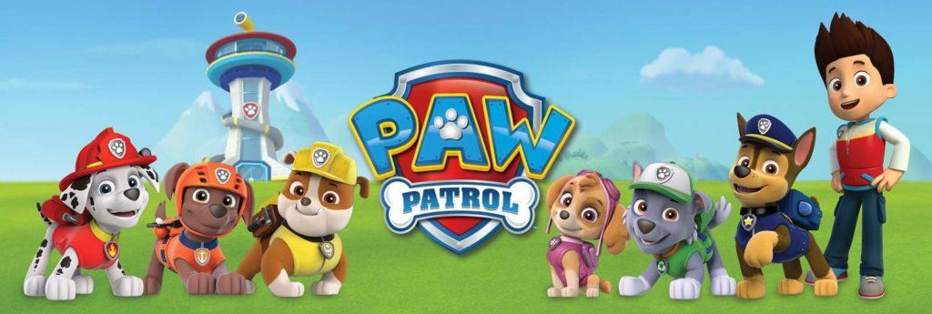 Animaciones para fiestas de cumpleaños infantiles de la patrulla canina en Segovia