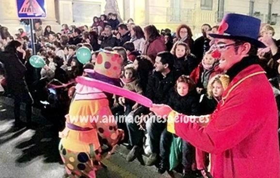 Animadores para comuniones en Torrejón de Ardoz