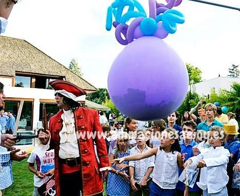 Animadores para fiestas de cumpleaños en Leganés