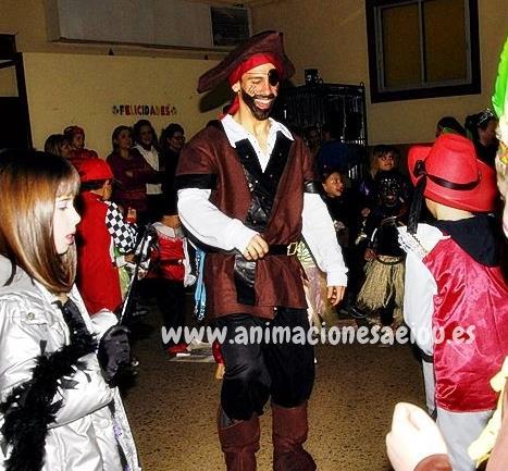 Animadores para fiestas de cumpleaños infantiles en Torrejón de Ardoz