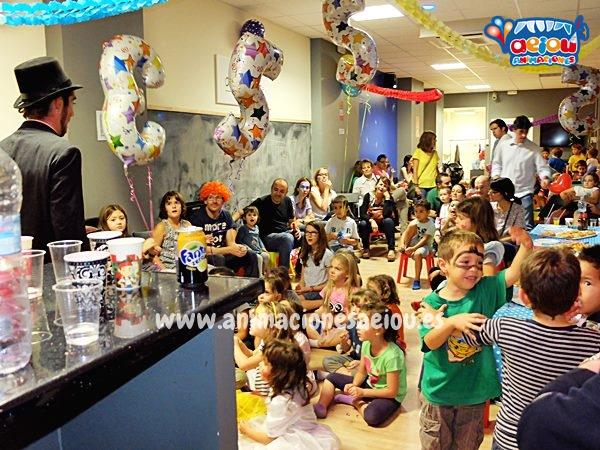 Fiestas de cumpleaños infantiles de la patrulla canina