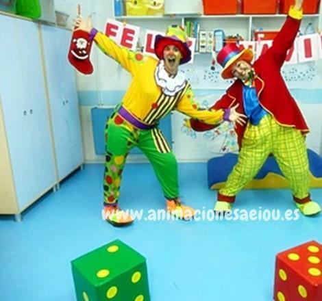 Fiestas infantiles en Getafe
