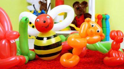 Globoflexia para cumpleaños infantiles