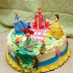Las 5 mejores tartas para tu fiesta