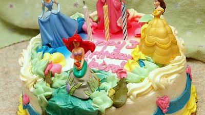 Las mejores 5 tartas para tu fiesta de princesas