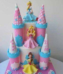 Las 5 mejores tartas para tu fiesta de princesas