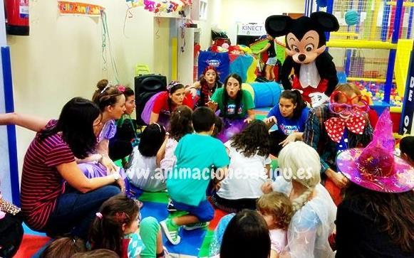 Animaciones para comuniones en San Sebastián de los Reyes