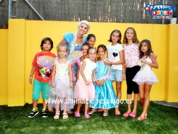 Animaciones para fiestas infantiles en Majadahonda